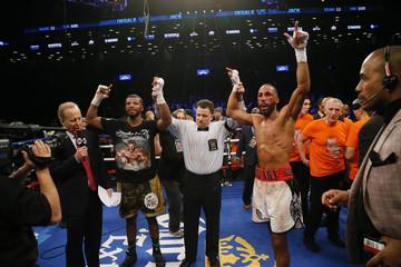 Boxing: Badou Jack vs James DeGale