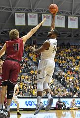 NCAA Basketball: Southern Nazarene at Wichita State