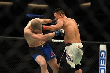 MMA: UFC Fight Night-Moontasri vs Morono