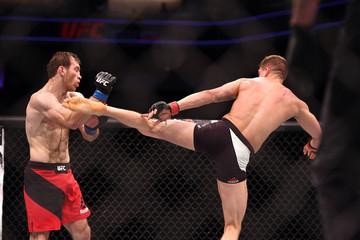 MMA: UFC Fight Night-Velickovic vs Aliev