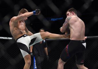 MMA: UFC Fight Night-Scott vs Jotko