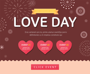 Love Day Event