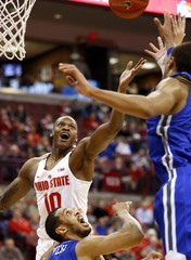 NCAA Basketball: NC-Asheville at Ohio State