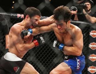 MMA: TUF Tournament of Champions-Benavidez vs Cejudo