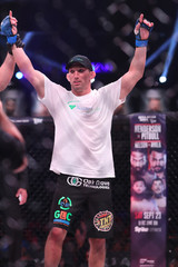 MMA: Bellator 181-Salter vs Grove