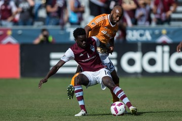 MLS: Houston Dynamo at Colorado Rapids
