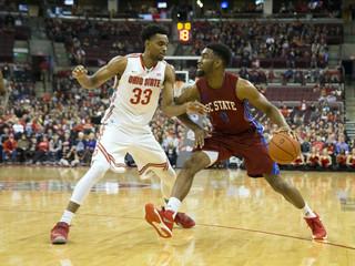 NCAA Basketball: South Carolina State at Ohio State