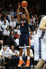 NCAA Basketball: Virginia at George Washington