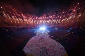 Olympics: Opening Ceremonies