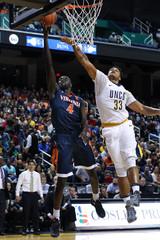 NCAA Basketball: Virginia at NC-Greensboro