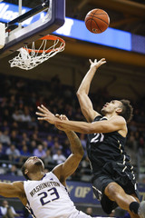 NCAA Basketball: Colorado at Washington