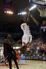 NCAA Basketball: Richmond at Florida