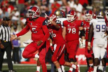 NCAA Football: Tulsa at Fresno State