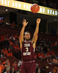 NCAA Basketball: Texas Southern at Clemson