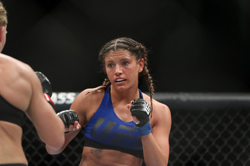MMA: UFC Fight Night-Yoder vs Kish