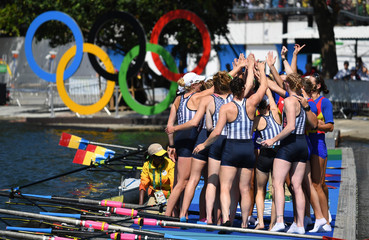 Olympics: Rowing