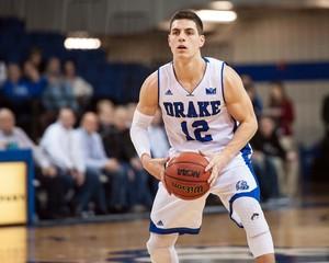NCAA Basketball: DePaul at Drake