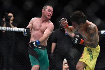 MMA: UFC Fight Night-Pantoja vs Seery