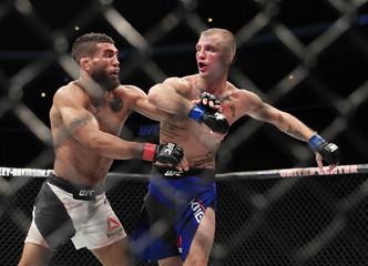 MMA: UFC Fight Night-Alers vs Knight