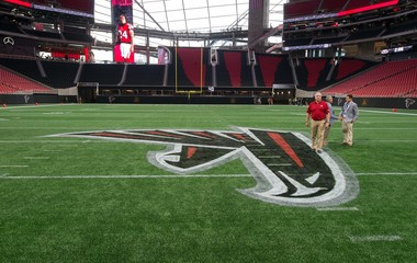 News: Mercedes-Benz Stadium Open House