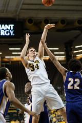 NCAA Basketball: Western Illinois at Iowa