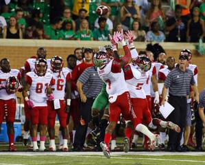 NCAA Football: Western Kentucky at North Texas