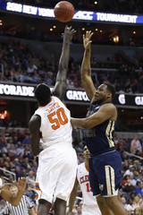 NCAA Basketball: ACC conference Tournament-Georgia Tech vs Clemson