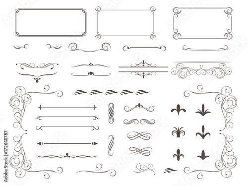 イラストレーター 飾り 枠 Ilustration