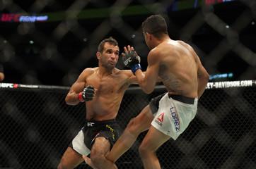 MMA: UFC Fight Night - Yahya vs Lopez