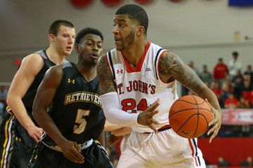 NCAA Basketball: MD Baltimore Cty at St. John's