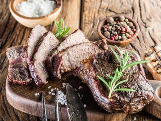 Steak Ribeye.