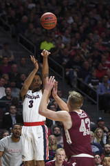 NCAA Basketball: West Coast Conference Tournament-Gonzaga vs Santa Clara