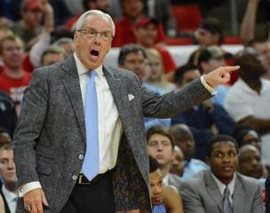 NCAA Basketball: North Carolina at North Carolina State