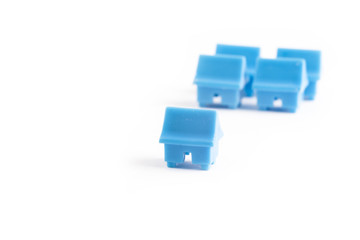 Mini or model house