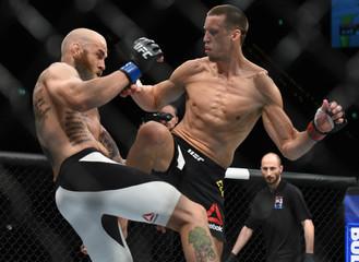 MMA: UFC Fight Night-Cedenblad vs McLellan