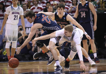 NCAA Basketball: NCAA Tournament-Second Round-Arizona vs Saint Mary's
