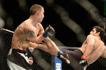 MMA: UFC 199-Vick vs Dariush