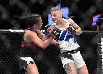 MMA: UFC Fight Night-Calderwood vs Letourneau