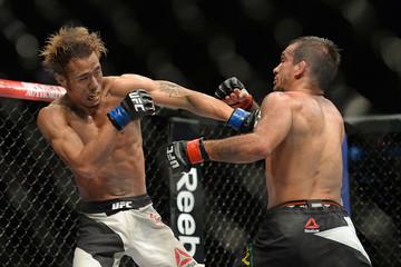 MMA: UFC Fight Night-Yahya vs Masanori