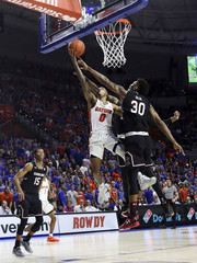 NCAA Basketball: South Carolina at Florida