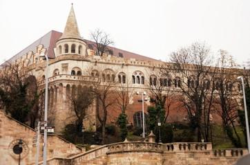 beautiful streets of Budapest