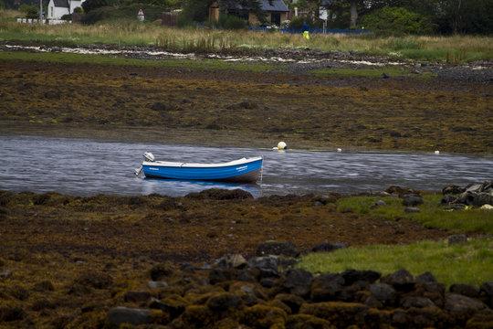Kleines Fischerboot