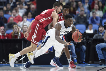 NCAA Basketball: NCAA Tournament-Second Round-Wisconsin vs Villanova