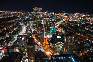 Prudential Center - Observatory Deck - Boston