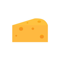 cheese icon- vector illustration
