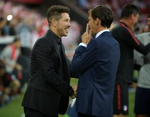 Santander La Liga - Athletic Bilbao vs Atletico Madrid