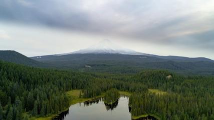 Lake Trillium, Oregon