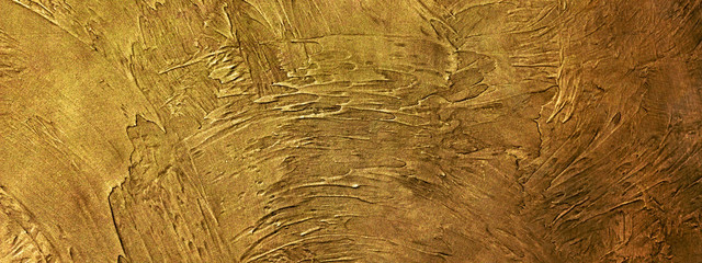 Golden texture background. Vintage gold.
