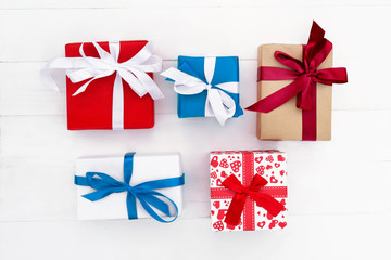 gift for a holiday or a festive event
