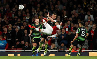 Carabao Cup Third Round - Arsenal vs Doncaster Rovers